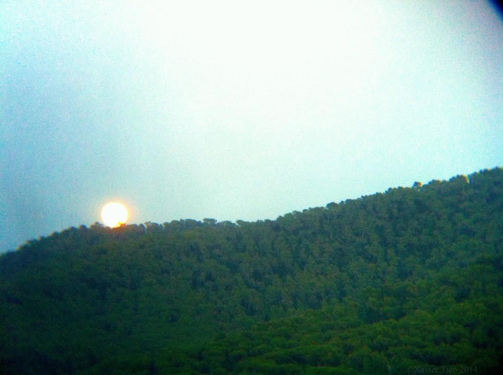 Lluna plena d'agost
