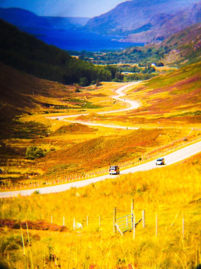 Carretera d'Escòcia