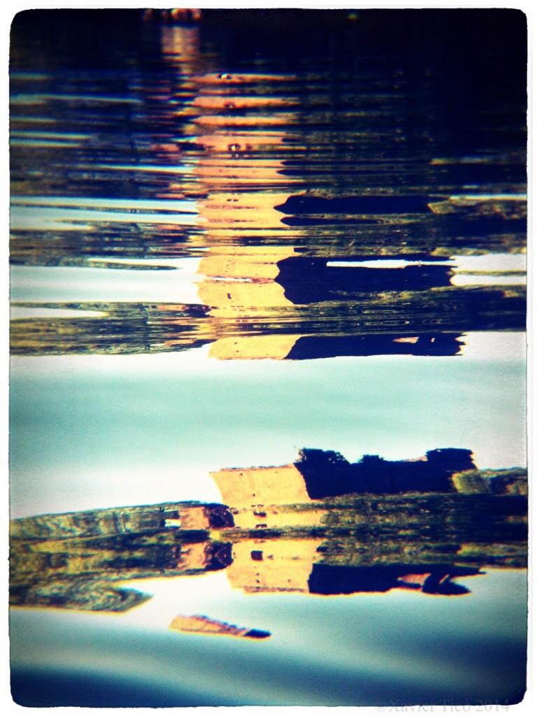 Reflexions al Llac Ness