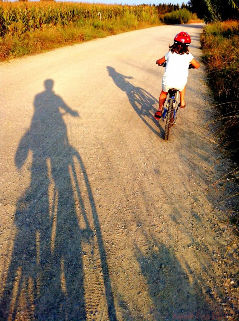 En bici per Torruella