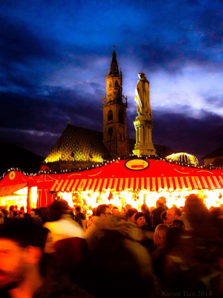 Mercat de Nadal a Volzano