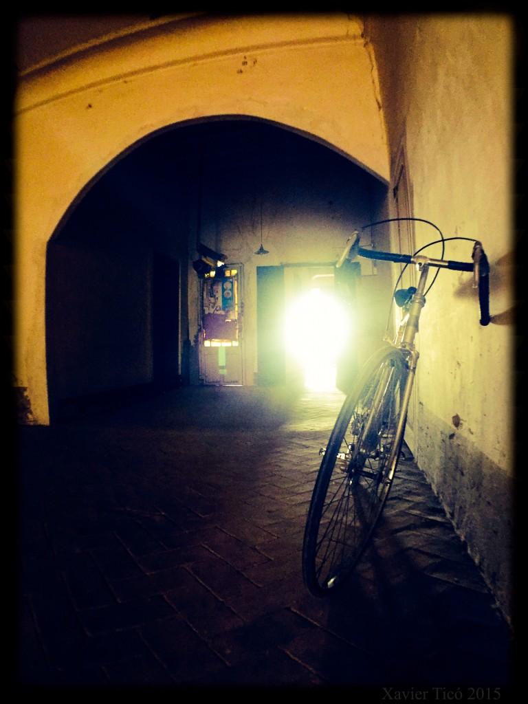 Palau & bicicleta
