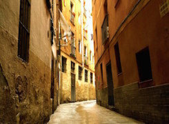 Carrer de Barcelona