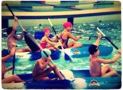 Piragüisme de piscina