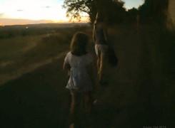 Caminant en el capvespre