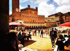 Plaça del camp de Siena
