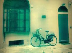 Bicicleta i carrerró de Florència